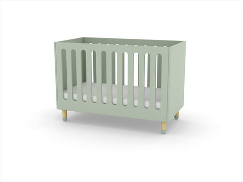 Baby Cot Flexa Mint