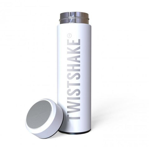 Twistshake - Thermos Bottle White