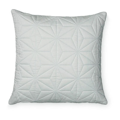Cam Cam - Quilted Square Cushion Mint