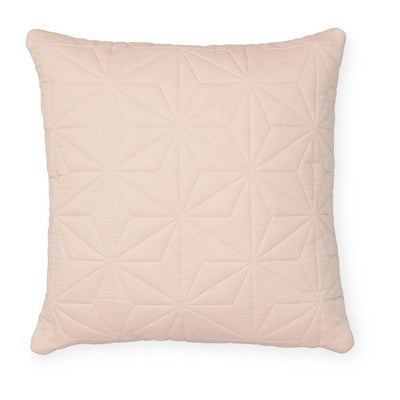 Cam Cam - Quilted Square Cushion Rose