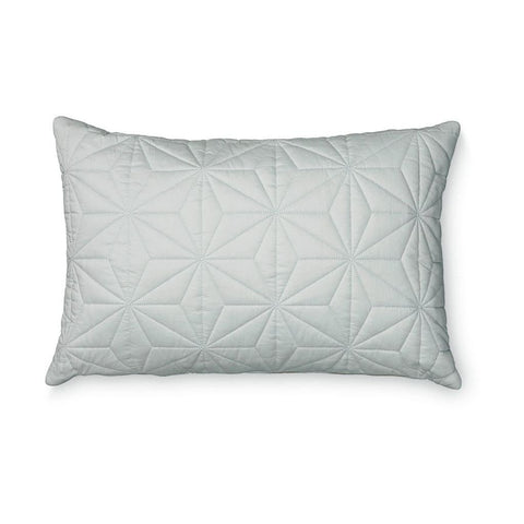 Cam Cam - Quilted Rectangular Cushion Mint
