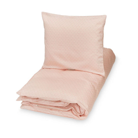 Cam Cam - Junior Bedding Danish Peacock old rose