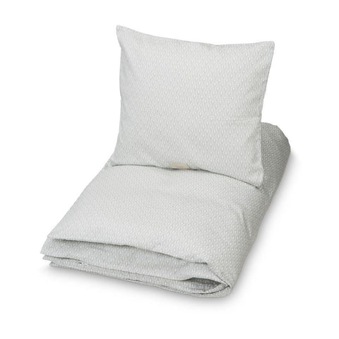 Cam Cam - Junior Bedding Danish peacock grey