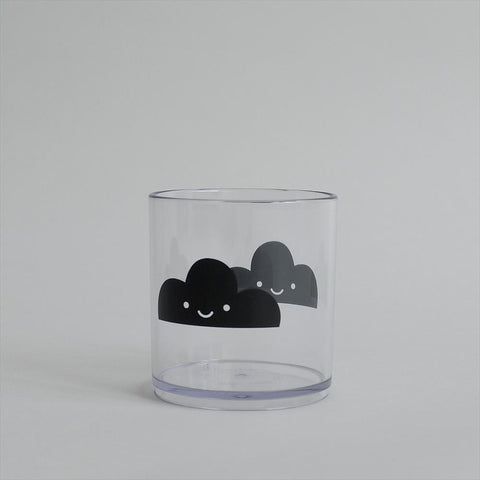 cup buddy + bear cloud black