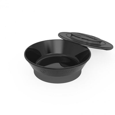 Twistshake - Bowl and Cover Black