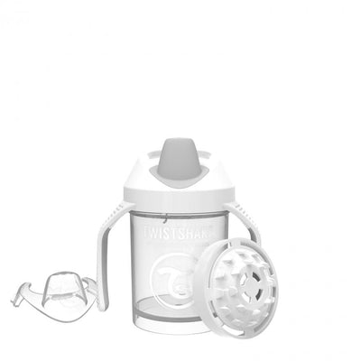 Twistshake - Mini Cup White 230ml