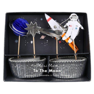 Meri Meri - Space cupcake kit