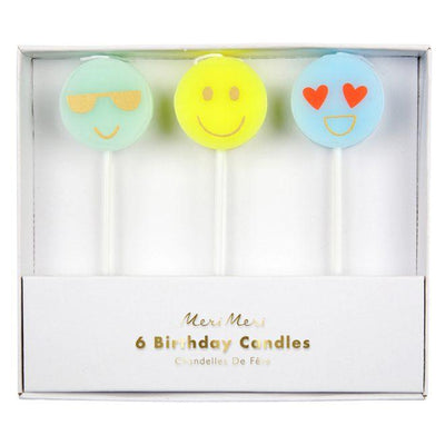 Meri Meri - Emoji candles