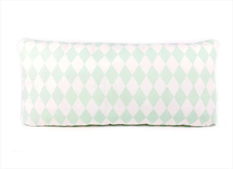 Cushion Nobodinoz Averell Green Diamonds