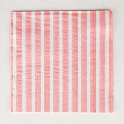 My Little Day - Pink Lines Napkins