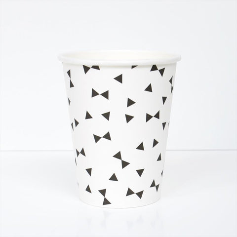My Little Day 8 Cups Black Tie