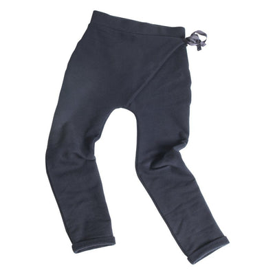 House of Ninoh - sweatpants graphite black