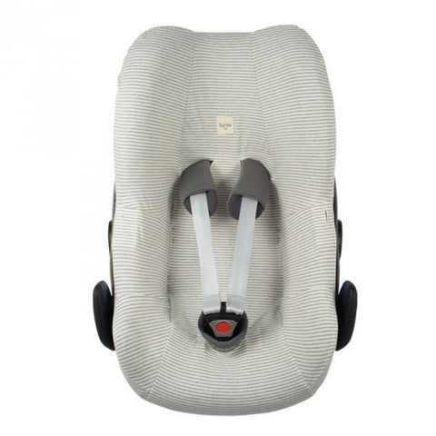 Car seat cover MaxiCosi PEBBLE Grey Stripes