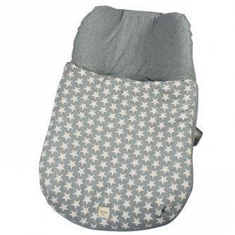 Fundas - Footmuff for car seat Group 0 Fun Vintage Star