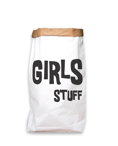 Paper Bag XXL Girls Stuff