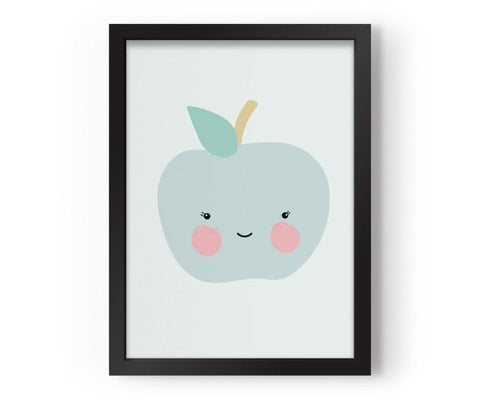 "Poster A3 Eef Lillemor ""Apple"""