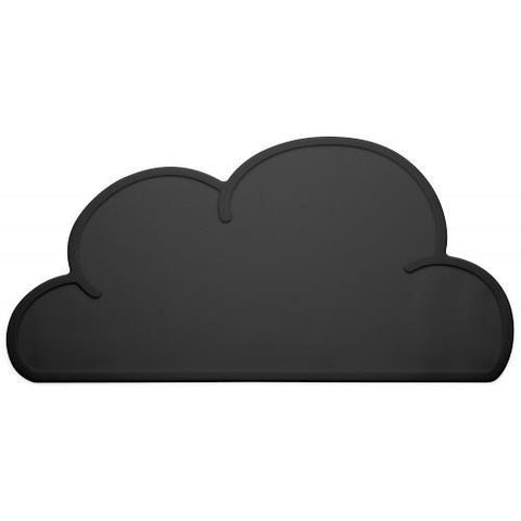 Placemat Cloud Black