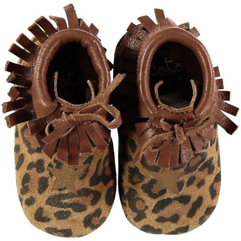 Little shoes Animal Print (Last Pieces! Size 17)