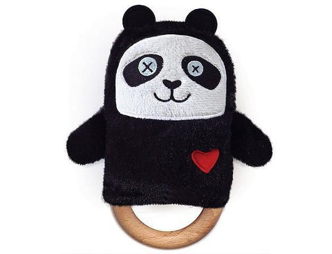 Teether Rattle Panda O.B. DESIGN