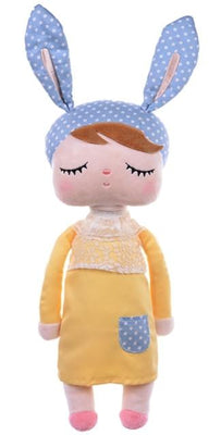 Metoo - Angela Doll Yellow XL
