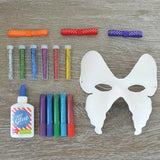 Create Your Own Butterfly Mask