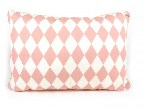 Cushion Nobodinoz Jack Pink Diamonds