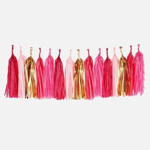 DIY Tassel Rose
