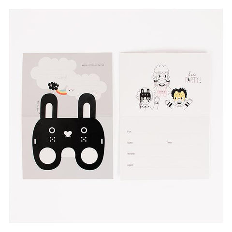 My Little Day 8 invitations Noodoll