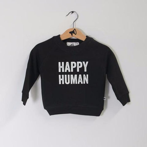 Sweater Happy Human
