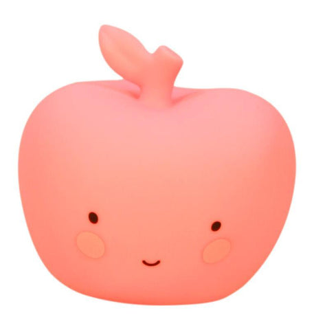 Mini Apple Lamp Pink
