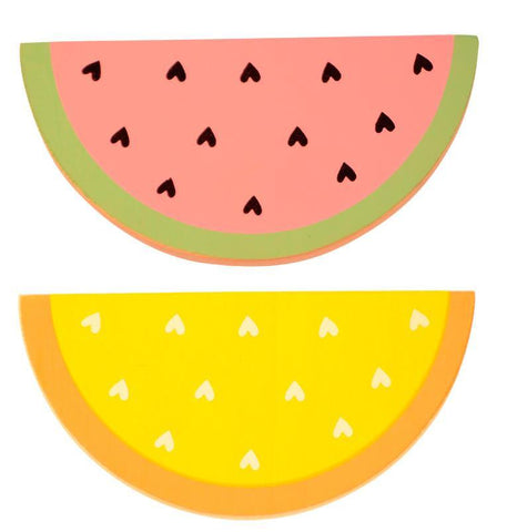 Wall Hooks Watermelon