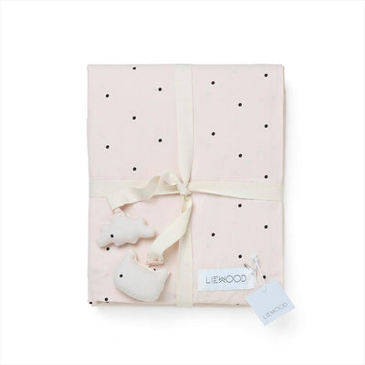 Liewood - Duvet Cover Dot Sweet Rose (-30%)