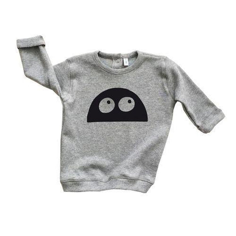 Sweater Grey Monster (last pieces!)