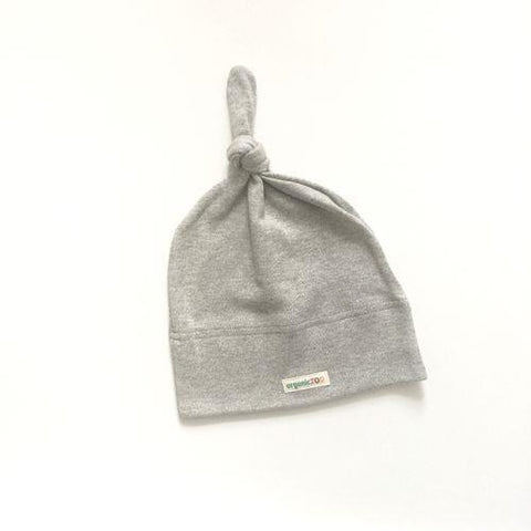 Hat Organic Zoo Grey