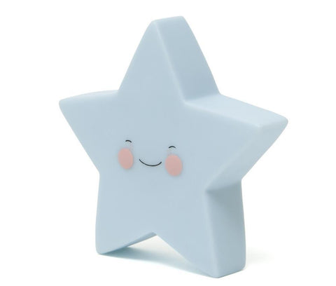 Night Light Eef Lillemor Star Blue
