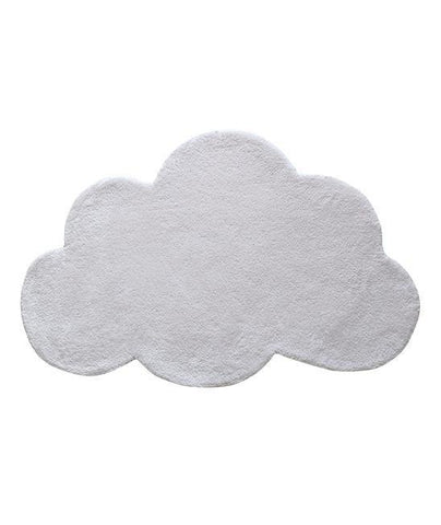 Rug Cloud Soft Grey