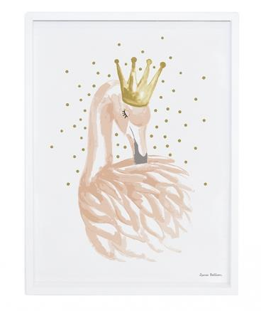 Poster with frame Flamingo (30 x 40cm)