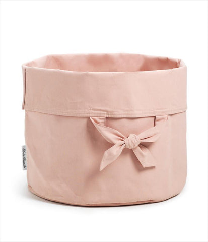 Storage basket Elodie Details Powder Pink