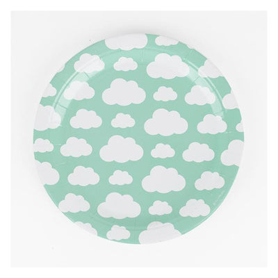 My Little Day - Clouds Plates
