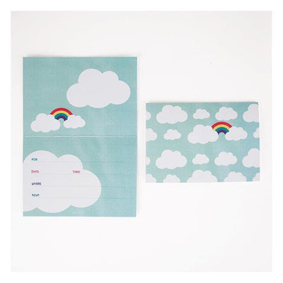My Little Day - Clouds Invitations