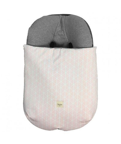 Fundas - Footmuff for car seat Group 0 Pink Spike