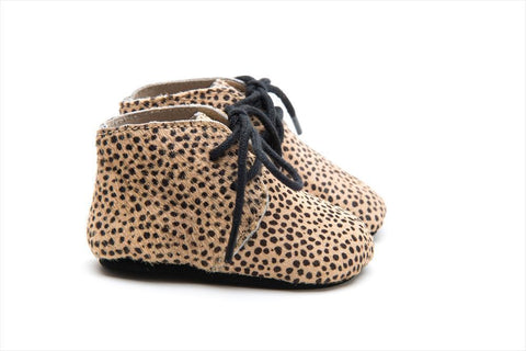 Mockies Boots Cheetah (Last Pieces! Size S)