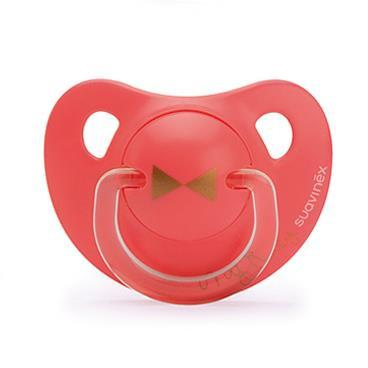 Teether Suavinex Bowtie (+6m)