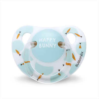 Suavinex - Pacifier Anatomical 0-6 Months Happy Bunny
