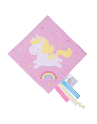 Crinkle Toy Unicorn