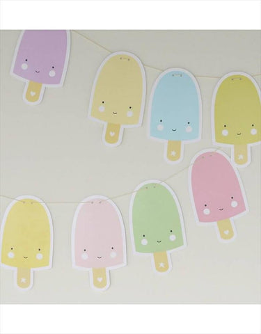 Garland Ice Cream Pastel