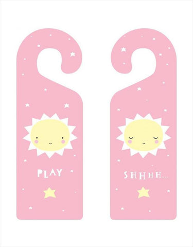 Doorhanger Miss Sunshine