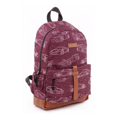 Skooter - Backpack High Speed Red