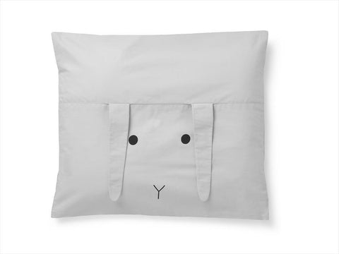 Pillowcase Liewood Rabbit Dumbo Grey