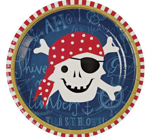 Meri Meri - Ahoy There Pirate Small Plates